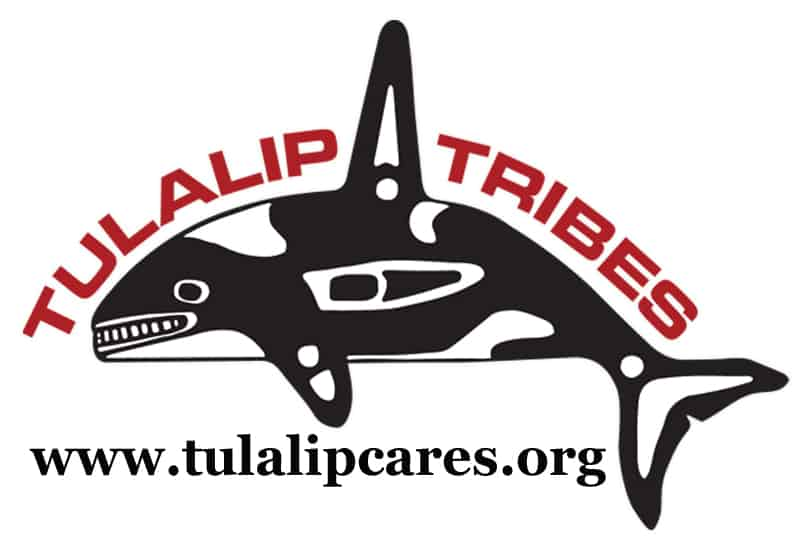 Tulalip Tribes - Cares Logo